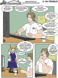 Geek Roommates #9 - His job SPA by AsFoxger
