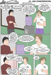 Geek Roommates #15 - A consideration SPA