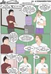 Geek Roommates #15 - A consideration ENG