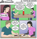 Geek Roommates #16 - Charisma points SPA