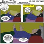 Geek Roommates #17 - The response ENG