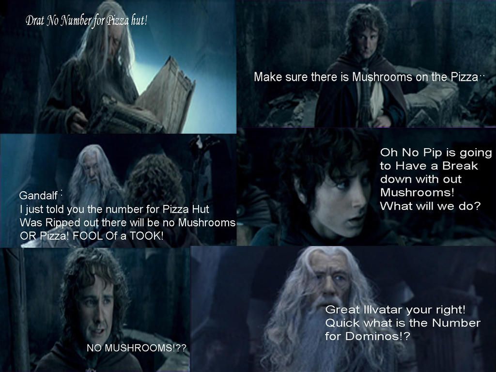 Lord Of The Rings Funny 1 By DuoSmexyMaxwell