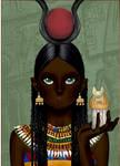Bastet Cat Goddess