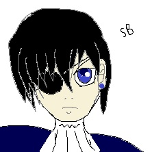 Lord Ciel Doodle by DuoSmexyMaxwell