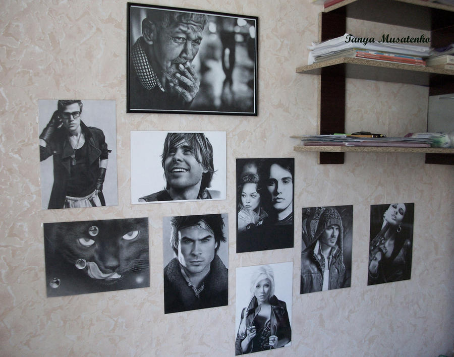 on my wall 2 by TanyaMusatenko