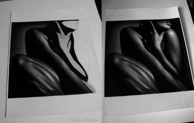 Body language WIP by TanyaMusatenko