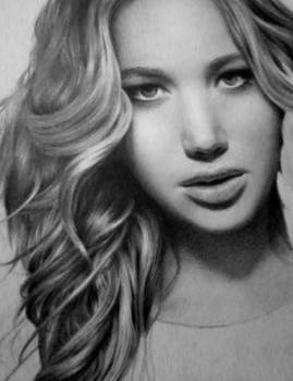 Jennifer Lawrence WIP