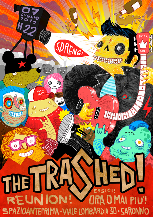 The Trashed by PirsBros