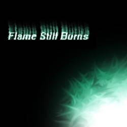 flame still burns