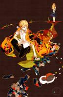 Natsume Yuujinchou by Animus-Rhythm