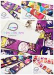 Anime Lanyard with SSb, Sailor moon, Love Live etc
