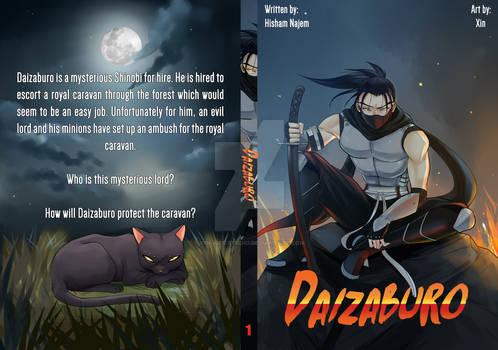 Cover Comic Daizaburo
