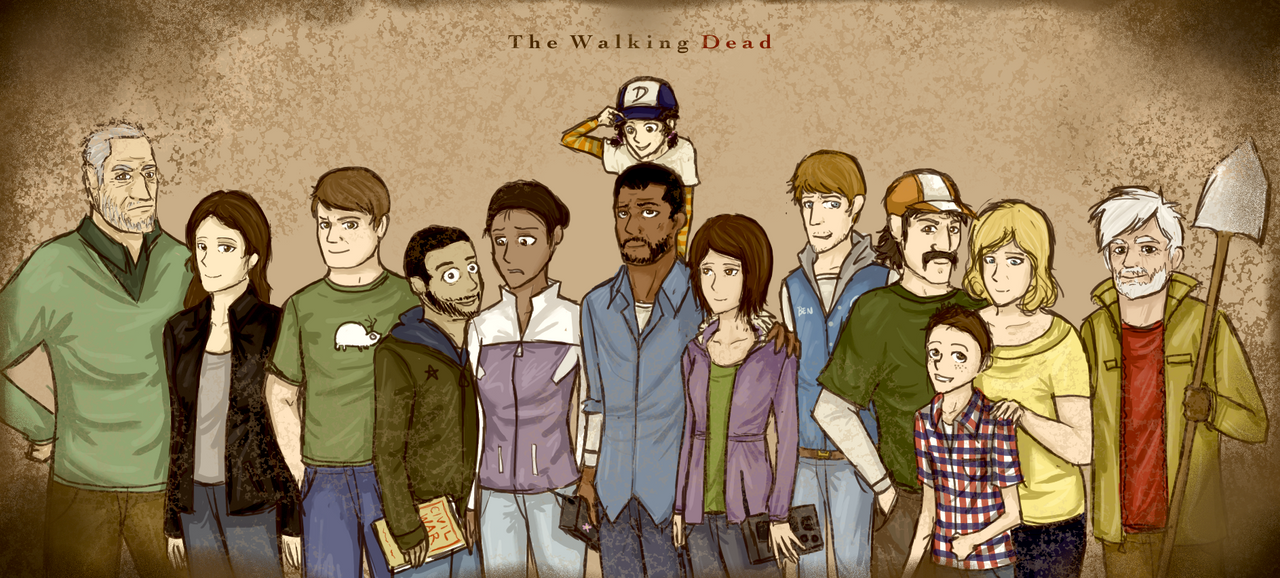the_walking_dead_game__reunited_by_solas
