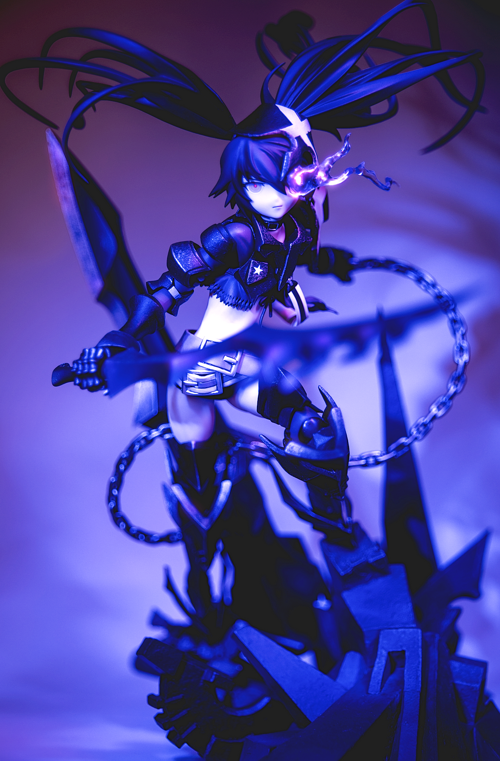 Welcome.. Insane Black Rock Shooter by xIGetUm on DeviantArt