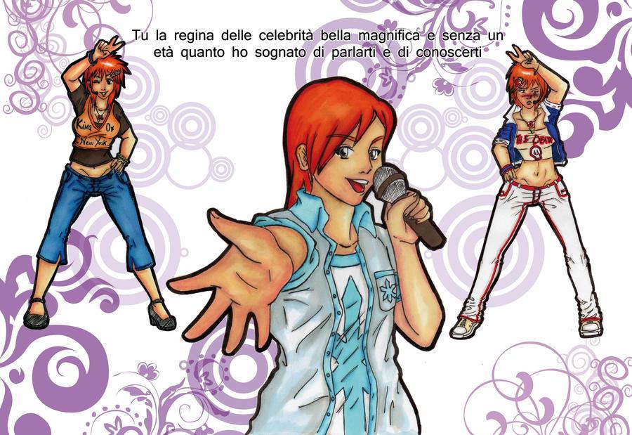 Karaoke Contest BGB by MewIly