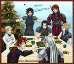 Secret Santa 2013 - Merry Christmas, Zack!