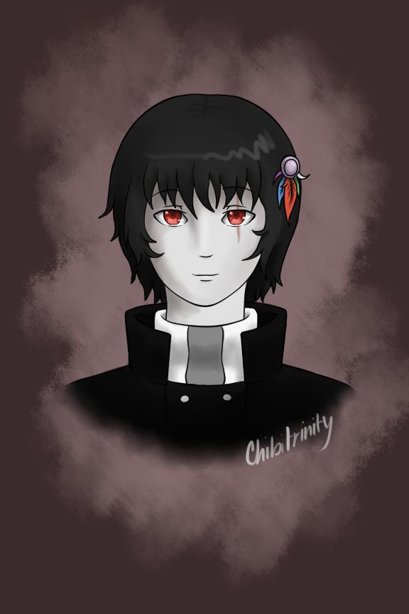 Stig portrait by chibitrinity