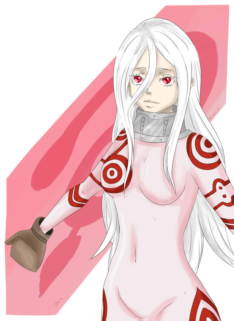 Shiro - Deadman Wonderland by Minatsukii