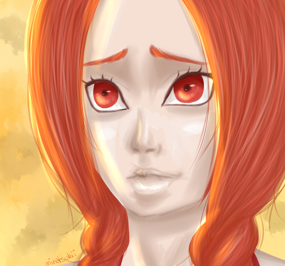 Flare Corona Portrait by Minatsukii