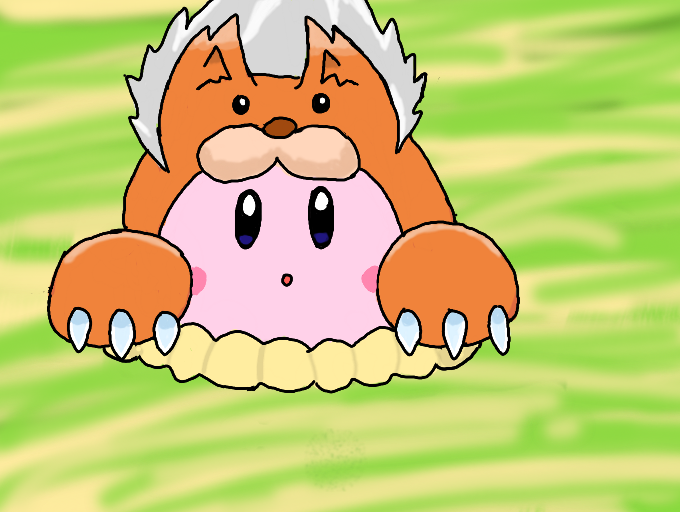 KCAC #1: Animal Kirby by LunaClefairy on DeviantArt