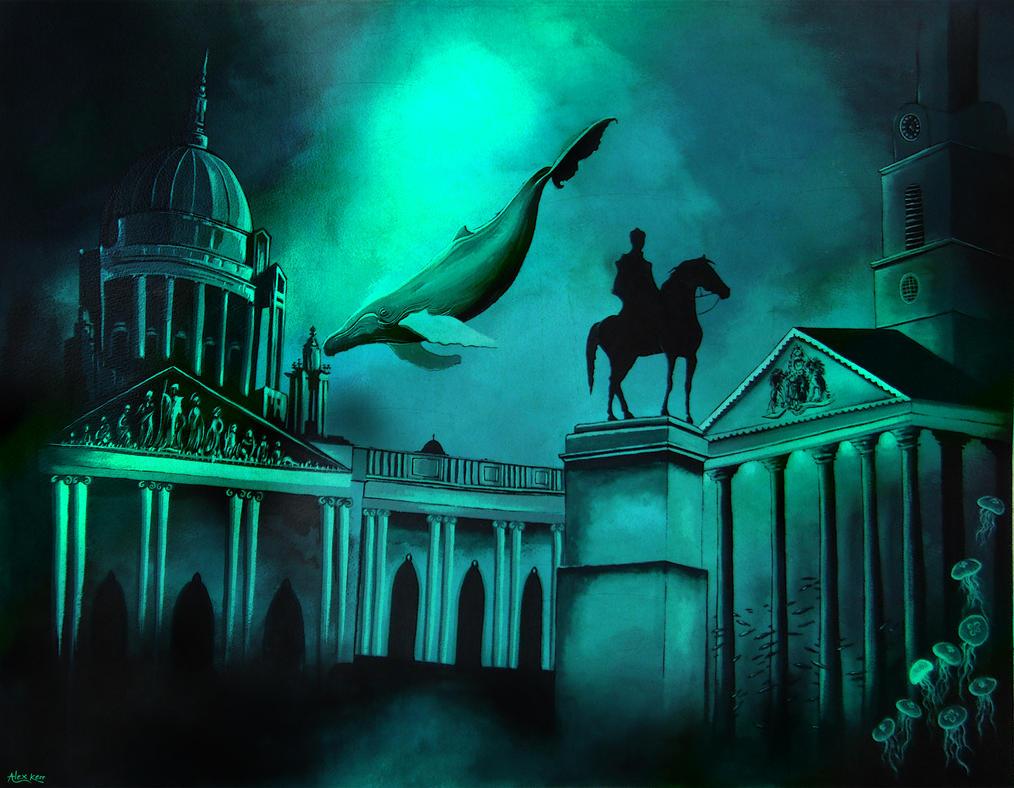 Lost London by alexkerrart