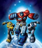 Transformers SFX by Simon-Williams-Art