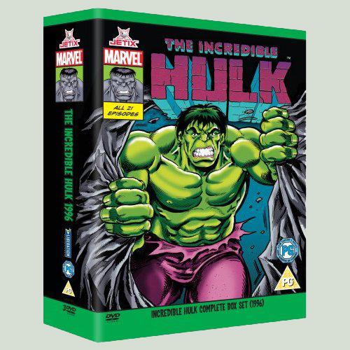 Hulk DVD Boxset By Simon-Williams-Art On DeviantArt