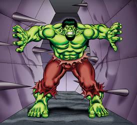 Incredible Hulk 1982 Animated