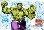 Incredible Hulk 50th Anniversary