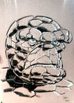 The Thing - Convention Sketch