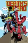 Death's Head vs Deadpool