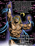 Ultimate Warrior - tribute
