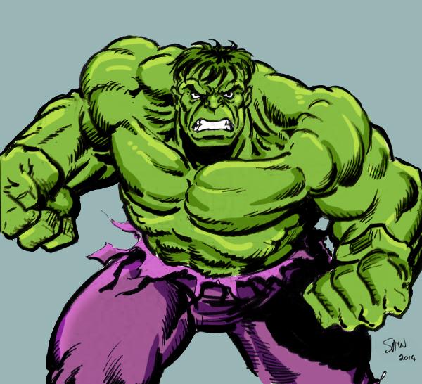The Gravage Hulk