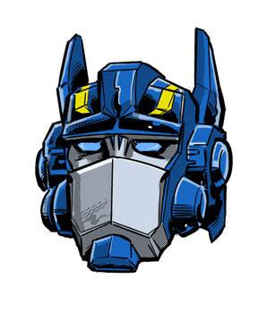 TFA Optimus Prime Classic style