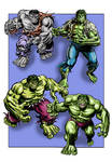 Hulk through the ages - UPDATED