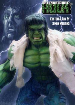 Lou Ferrigno Custom Hulk figure