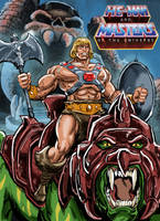 He-Man by Simon-Williams-Art