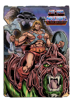 He-Man - From the Vaults of Grayskull
