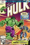 Hulk vs. Death's Head... classic US Marvel style