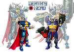 Death's Head action figures, yes?