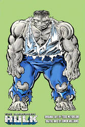 McFarlane Grey Hulk Inks by Simon-Williams-Art