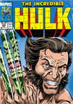 Incredible Hulk no.340 Homage