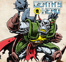 Death's Head Sketch