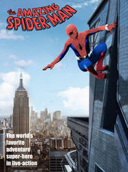 Spider-man Homecoming... 1970's style
