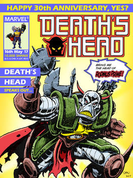 Death's Head 30th Anniversary