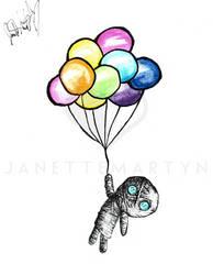 Fly Me Away by Janetteblah