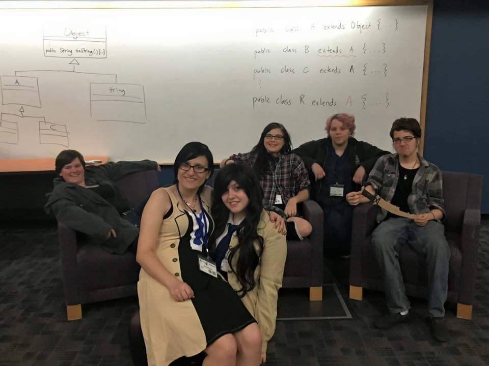 UBCon XXVI Cosplay Dating Game by Hope67548