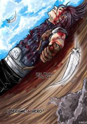 FFVII CC - Hero by karaii