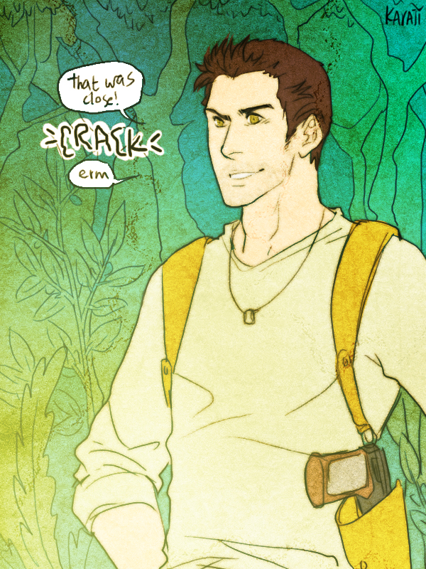 Uncharted - Nate by karaii