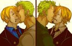 One Piece - Cook and Marimo